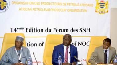 Tchad : Ouverture de la 14ème édition du forum des sociétés nationales des hydrocarbures