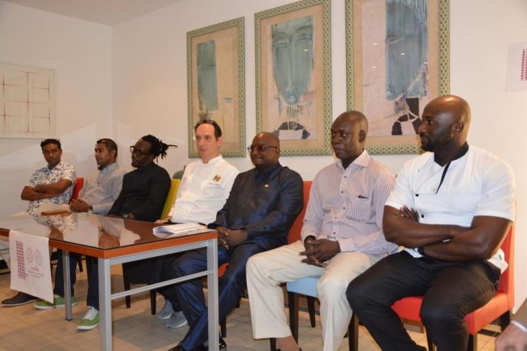 Goût de France : des chefs cuisiniers de sept hôtels au Tchad participent à la 4ème édition