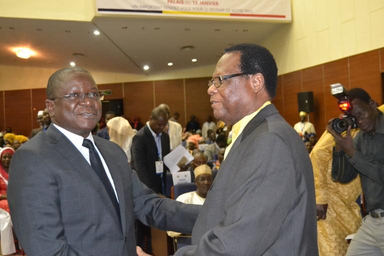 Forum : Le présidium du forum national inclusif est connu