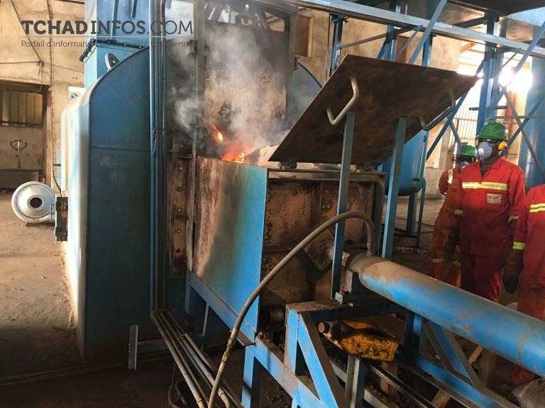 Environnement : les déchets médicaux produits à N'Djaména sont traités et incinérés à Moundou