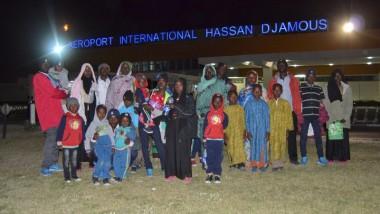 HCR : 27 réfugiés vivant au Tchad réinstallés en France cette semaine