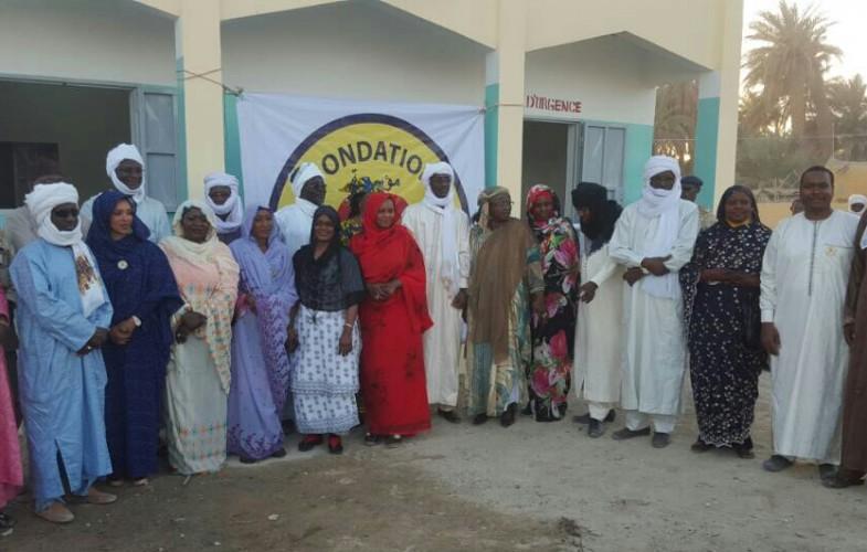 Société : La Fondation Grand Cœur vole au secours des femmes du Borkou