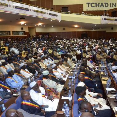 Forum National Inclusif : pour Deby il faut adapter la justice aux réalités tchadiennes