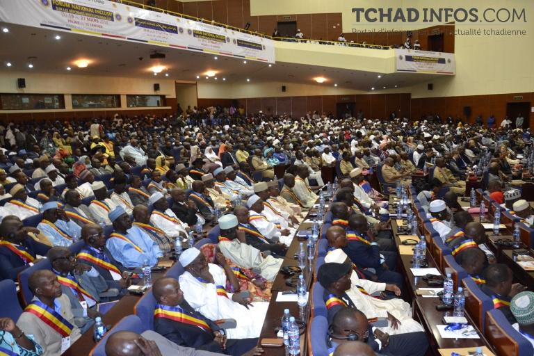 Tchad : retour sur les grandes décisions du 1er forum national inclusif