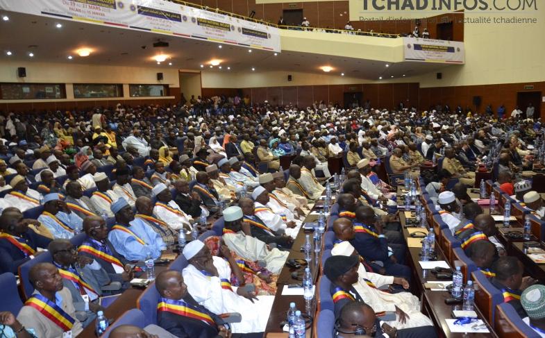Forum national inclusif: Vers un régime présidentiel intégral