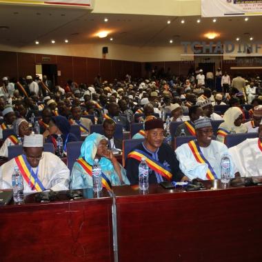 """Forum National Inclusif : """"les réformes institutionnelles sont un impératif de premier ordre pour le Tchad"""" Deby"""