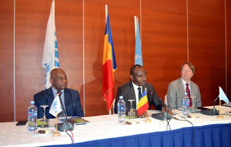 Tchad : le HCR dévoile sa planification stratégique en faveur des réfugiés pour l'année  2019