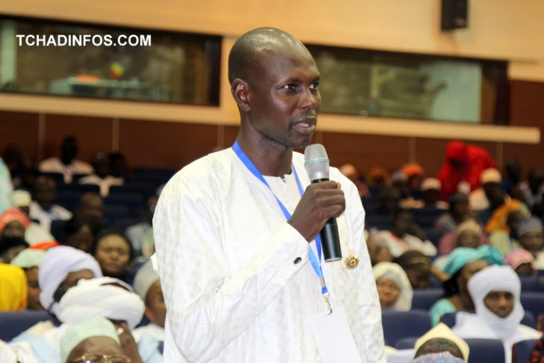 Tchad : Djimet Clément Bagaou propose le report de la marche du 8 mai pour permettre à la police de l'encadrer