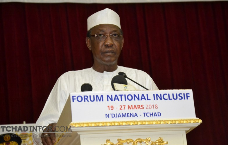 Tchad : la liste complète du nouveau gouvernement