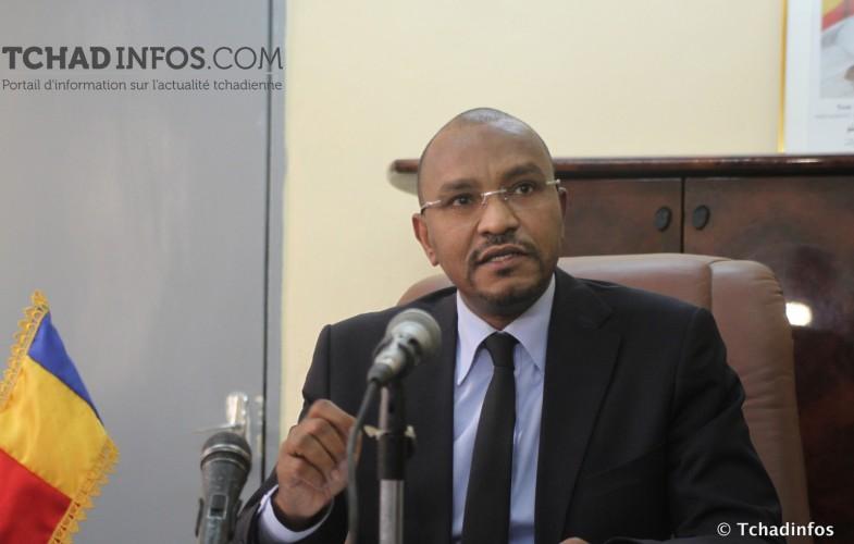 """""""La grève a entraîné la perte de 240 heures de cours"""" Ahmat Khazali Acyl"""