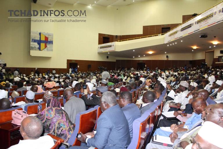 Forum Inclusif : face aux réticences de l'audience le MPS renonce au projet de vice-présidence