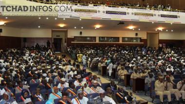 Forum National Inclusif : Deby invite à trouver la bonne formule pour la responsabilisation des collectivités