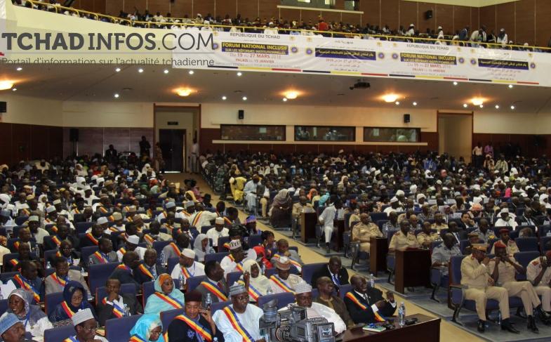 Forum national inclusif : les six thèmes débattus par les participants