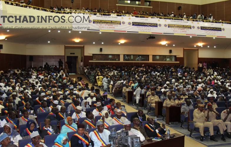 Forum national : six choses à savoir sur la forme de l'Etat pour laquelle optent les participants