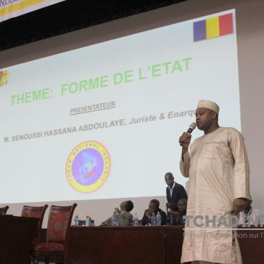 Forum national inclusif : les participants débattent de la forme de l'Etat