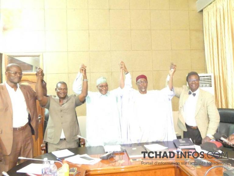 Tchad : le contenu de l'accord entre gouvernement et syndicats
