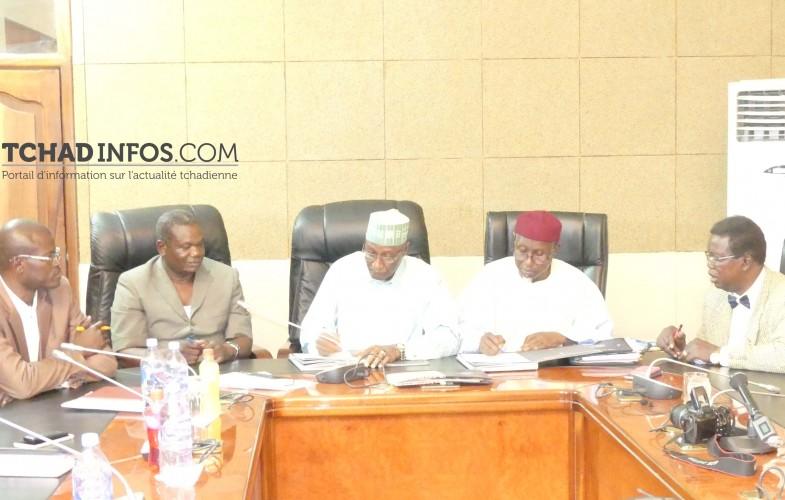 Tchad : Gouvernement et syndicats signent un protocole d'accord