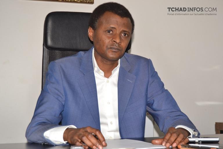 Tchad : « Toutes les régies de recettes et du trésor seront informatisées », Tahir Hamid Nguilin