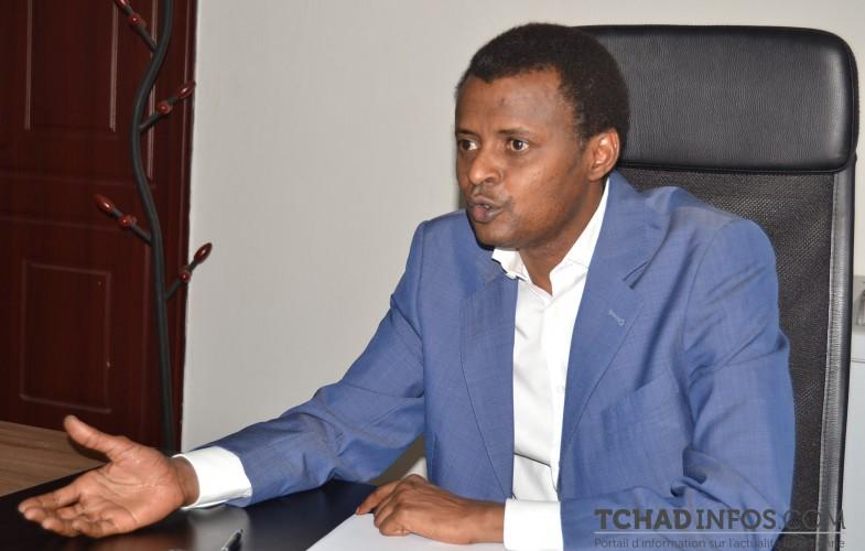 """Dossier Glencore : """"avec la signature de l'accord intérimaire… le Tchad est de retour sur le plan économique"""" Tahir Hamid Nguilin"""