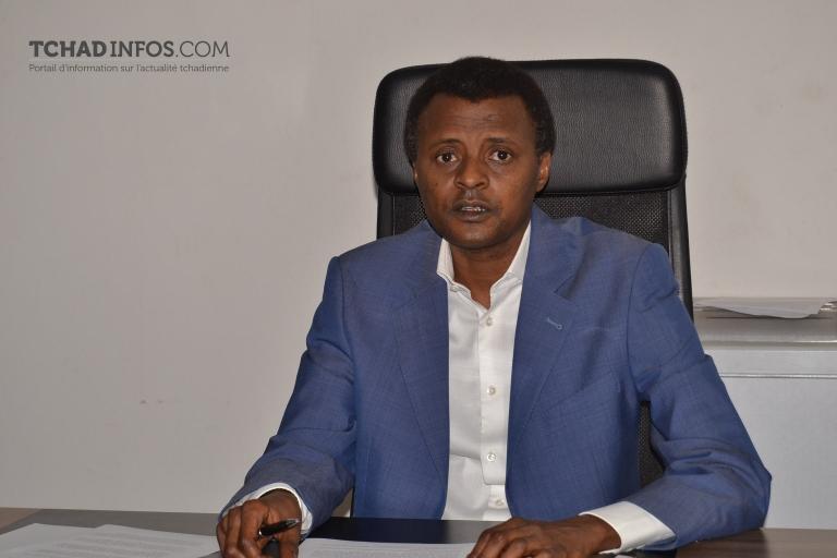"Tchad : ""quand on est convalescent on n'a pas toutes ses forces"", Tahir Hamid Nguilin"