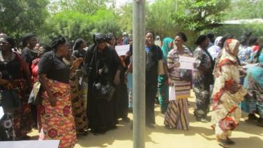 Tchad : Les femmes en grève célèbrent leur Journée sous le signe du deuil
