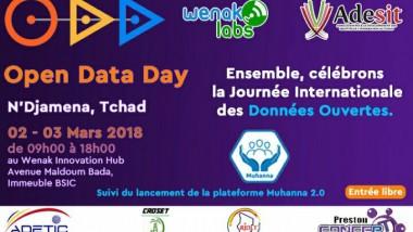 Technologie : la Journée internationale de l'Open Data célébrée au Tchad
