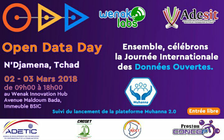Technologie : la Journée internationale de l'Open Data célébrée au Tchad