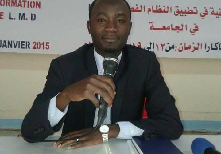 Tchad : le journaliste Blaise Noubarassem nommé responsable du bureau d'Internet Sans Frontière à N'Djaména