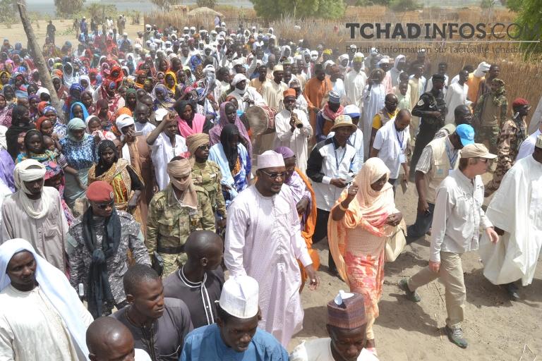 Lac Tchad : vers un plan de sécurité et de développement de la région