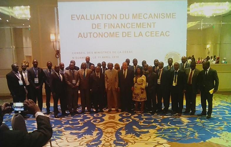 CEEAC : le Conseil des ministres adopte le rapport de validation du mécanisme de financement autonome