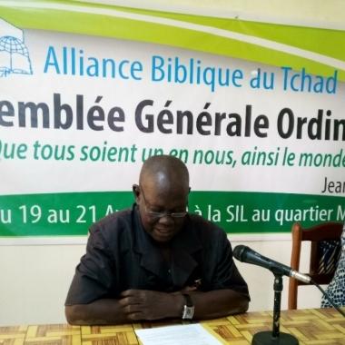 Religion : La 9e assemblée générale ordinaire de l'Alliance biblique du Tchad se tient du 19 au 21 avril