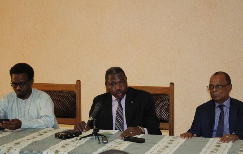 Enseignement supérieur : le ministre Beyom Adrien met en garde les universités et instituts privés