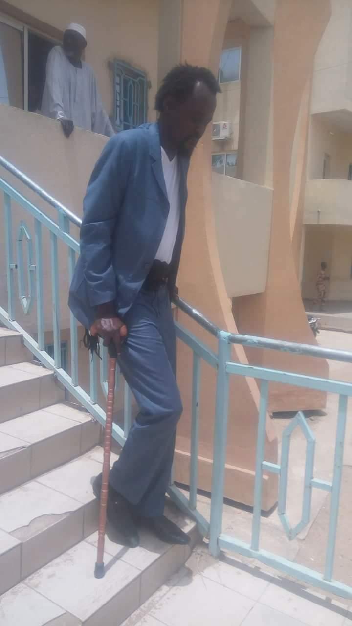 Tchad : l'activiste Mahadine Babouri enfin libre !