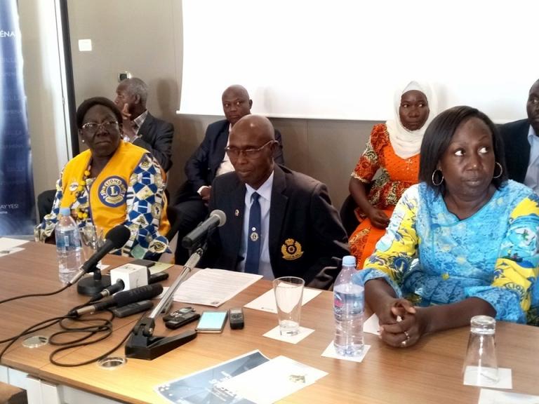 Lions Club International : N'Djamena accueillera la 37ème Convention-Congrès du District Multiple 403
