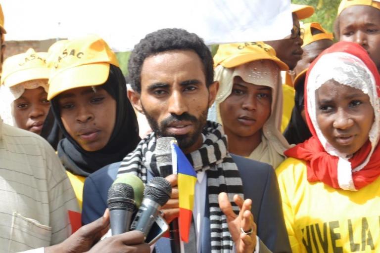 Tchad : la CASAC soutient la marche vers la 4ème République