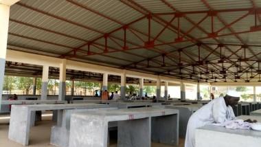 Société : le marché de Farrah boudé par les vendeuses de poisson