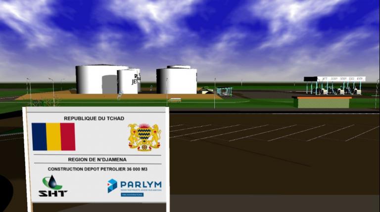 Hydrocarbures : le premier dépôt pétrolier du Tchad en 5 chiffres