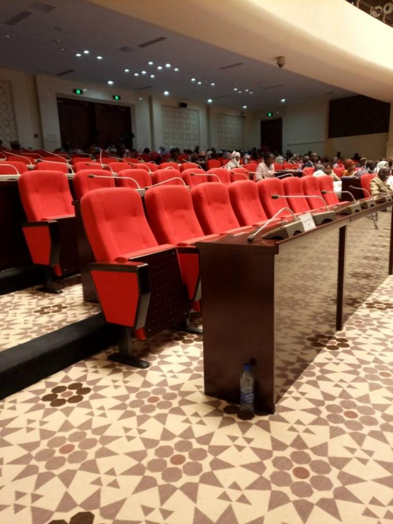 Assemblée nationale: absence des députés de l'opposition à la plénière pour l'adoption de la nouvelle constitution