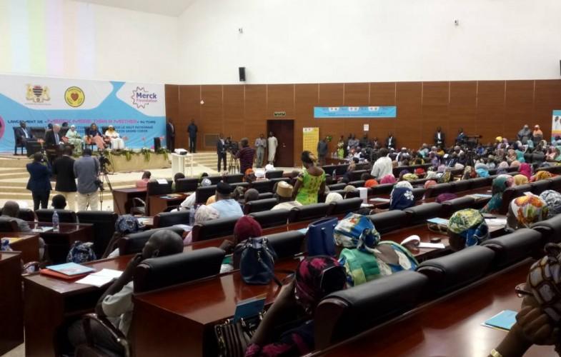 Humanitaire: La fondation Merck s'installe au Tchad