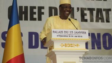 Politique : Déby demande le soutien des partenaires pour la tenue des élections législatives et communales