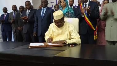 Tchad : naissance de la 4e République
