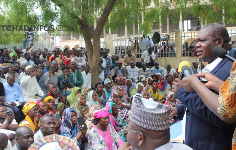 Tchad : les jours non prestés par les grévistes ne seront pas rémunérés