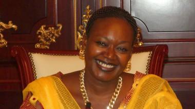 Nouveaux visages du gouvernement : Ndolenodji  Alixe Naimbaye Secrétaire d'Etat aux affaires Etrangères