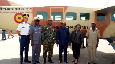 Tchad : les États-Unis offrent deux avions à l'armée de l'air
