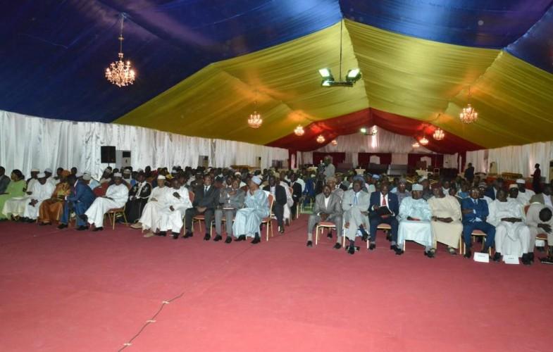 Tchad : le Président Déby reçoit les partis politiques