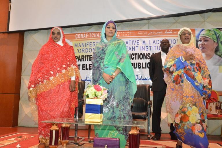 Quota de 30% : les femmes tchadiennes se réjouissent de la décision
