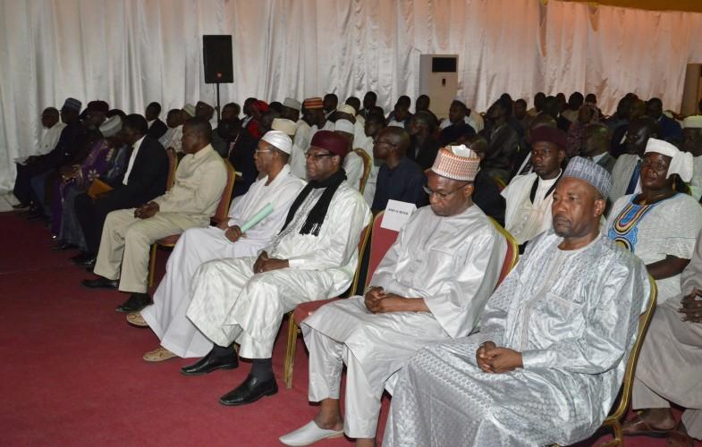 Tchad : le Président Deby installe le bureau du Cadre National de Dialogue Politique