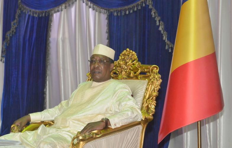 Politique : Déby salue la maturité de la classe politique tchadienne