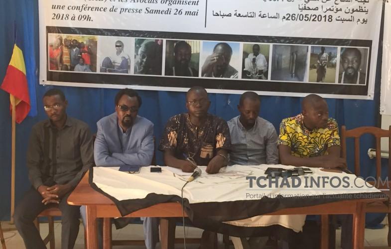 «La lutte n'est pas finie, on ne va pas s'arrêter» Babouri Mahyadine