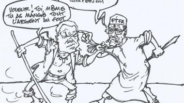 Sport : bisbille à la Fédération tchadienne de football